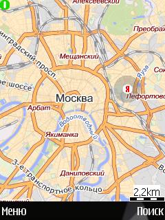 Мобильные Яндекс.Карты 3.72
