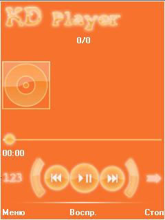 KD Player - мобильный плеер