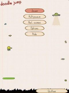 Java игра Doodle Jump