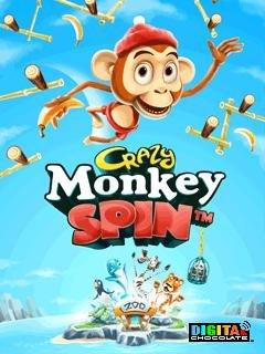 Crazy Monkey Spin