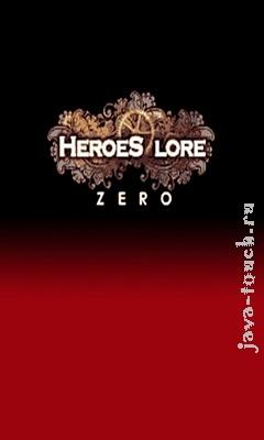 Heroes Lore: Zero touch