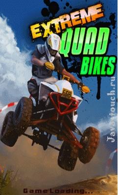 3D Extreme Quad Bikes touch