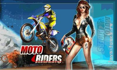 3D Moto Riders