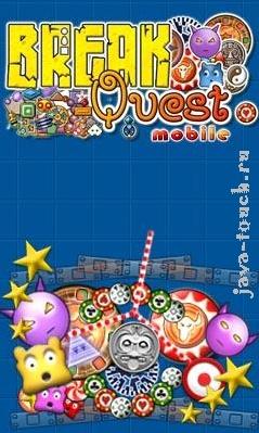 Break Quest Mobile touch