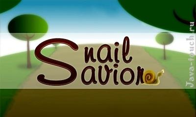 Snail Savior touch