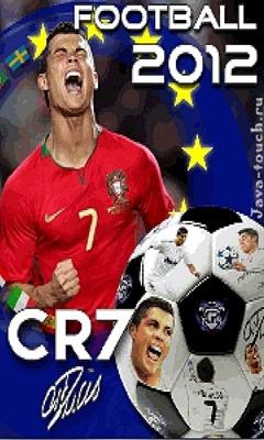 CR7 Football 2012 touch