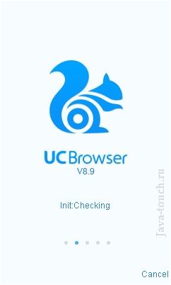UC Browser V8.9