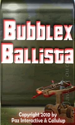 Bubblex Ballista