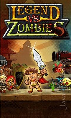 Legend Vs Zombies