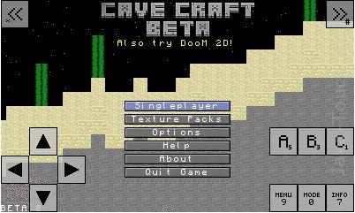 Cave Craft