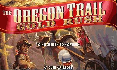 The Oregon Trail 2: Gold Rush