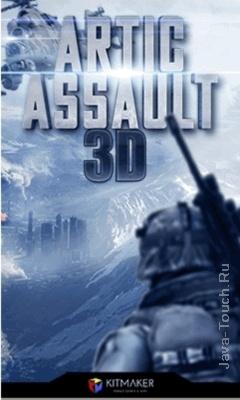 Artic Assault 3D