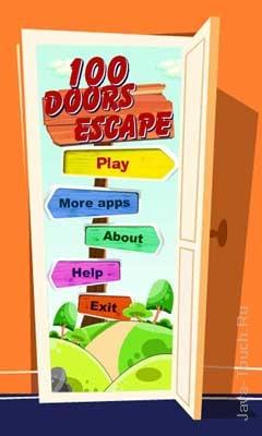100 Doors: Escape