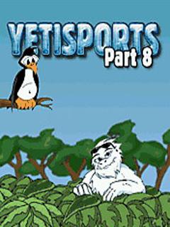 YetiSports 8. Jungle Swing
