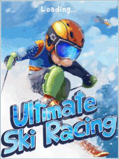 Java игра Ultimate Ski Racing