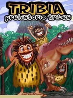 Java игра Tribia: Prehistoric Tribes