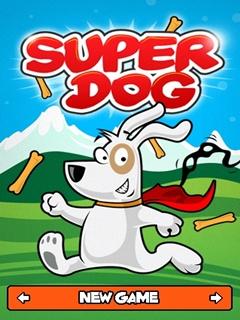 Java игра Супер пес - Super Dog