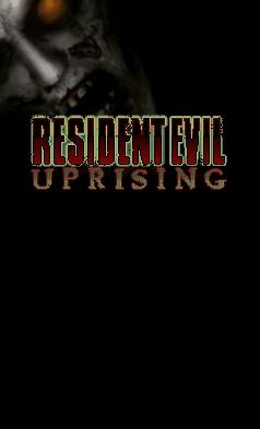 Java игра Resident Evil: Uprising