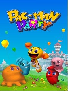 Java игра Pac-Man Party