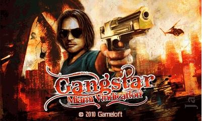 Gangstar 3: Miami Vindication