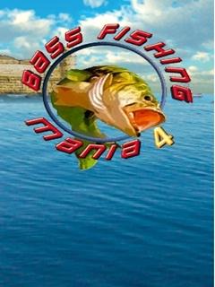 Java игра Bass Fishing Mania 4