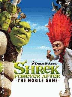 Java игра Shrek Forever After Landscape