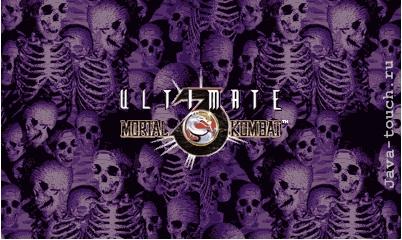 Ultimate Mortal Kombat 3 touch