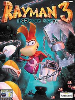 Java игра Rayman 3 - Рэйман